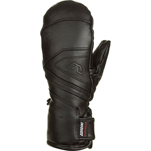 Gordini Womens 3M4141 Downtec Leather Mitten, Black - M by Gordini