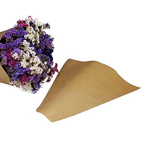Kraft Paper Cut Flower Bouquet Sleeves - Measure 14