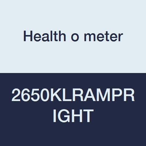 Health O Meter 2650KLRAMPRIGHT Professional Right Ramp for Model 2650KL, Brackets and Screws Included