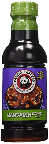 (Panda Express Mandarin Teriyaki Sauce, 20.5 Ounce Botlle)