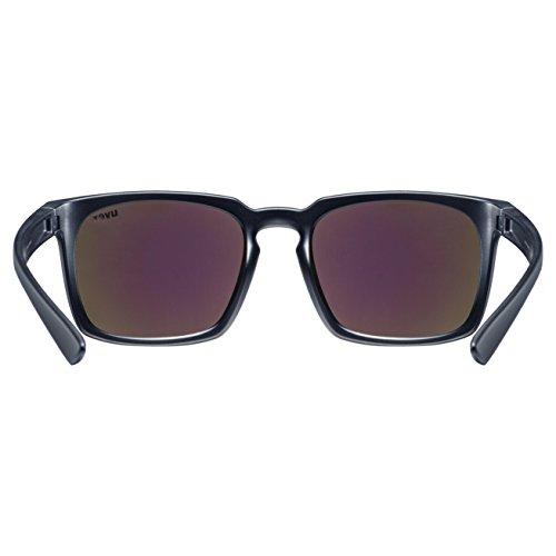 Todo el tamaño Negro nbsp;Sport Talla Color única 35 lgl mate Gafas Mate año negro Unisex Uvex PwXTIqz