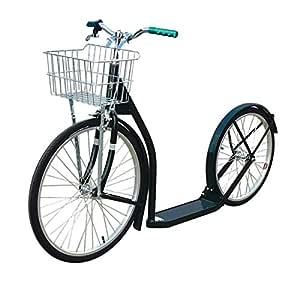 Amish-Made Deluxe Kick Scooter Bike - Rueda Delantera de 24 ...