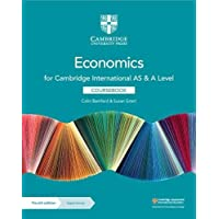 Cambridge International AS & A Level Economics Coursebook with Digital Access (2 Years)