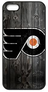 The Newest NHL Philadelphia Flyers Terms iPhone 5 5s Case Cover for Sport Fans Club