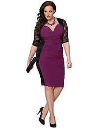 plus size maxi dress 4x knee