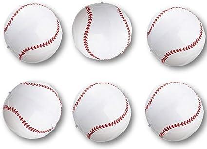 Inflatable Baseballs PlayO Baseball Beach Balls