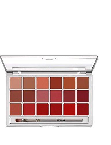 Kryolan Lip Rouge Sheer 9068 Makeup Palette
