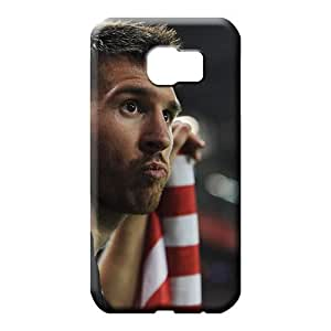 samsung galaxy s6 covers protection Fashion Hd cell phone shells leonel messi