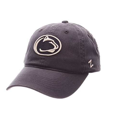 NCAA Penn State Nittany Lions Men's Scholarship Relaxed Hat, Adjustable Size, Team Color