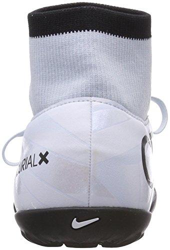 Nike Jr Mercurialx Vcty 6 Cr7 DF TF, Botas de Fútbol Unisex Niños Blau (Blauton/Schwarz-Weiß-Blauton 401)