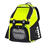 Diadora Squadra II Soccer Backpack (Matchwinner Yellow)
