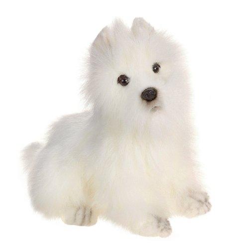 """Hansa - 10"""" Westie Highland Terrier dog"""