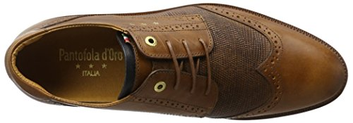 Pantofola d'Oro Rubicon Uomo Low - Zapatillas de casa Hombre marrón (tortoise shell)