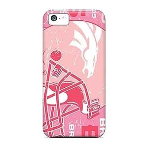 Kgf3600SMSp Case Cover Protector For Iphone 5c Denver Broncos Case