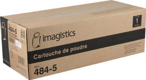 Imagistics OEM Toner 484-5 (1 Cartridge) (484-5) -