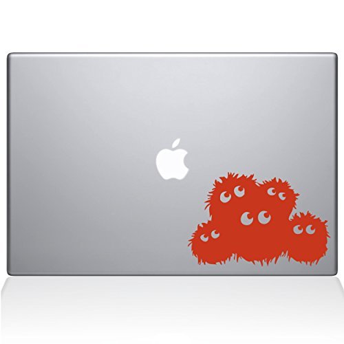 【ギフ_包装】 The Decal Guru Fuzzies Macbook The Decal Vinyl [並行輸入品] Sticker Sticker - 12 Macbook - Orange (1223-MAC-12M-P) [並行輸入品] B078F1KSNX, アカビラシ:ed80a9c1 --- a0267596.xsph.ru