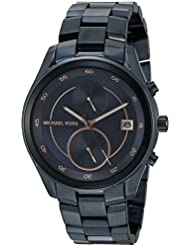 Michael Kors Womens Briar Blue Watch MK6468