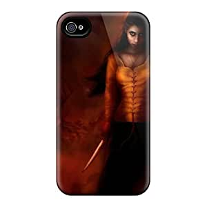 New Premium MLK324vavh Case Cover For Iphone 4/4s/ Vengeance Protective Case Cover