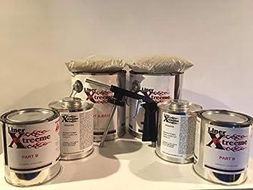 LinerXtreeme spray on Bedliner Kit 3 0 gal COLOR KIT - 12 liters!