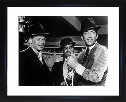 Amazon.com: Rat Pack Dean Martin Frank Sinatra and Sammy Davis Jnr ...