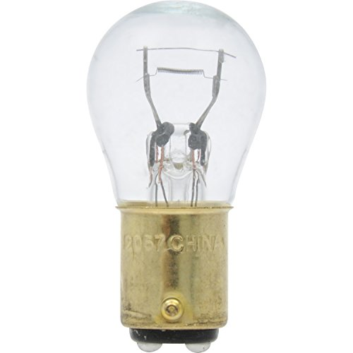 SYLVANIA 2057 Basic Miniature Bulb, (Contains 10 - 2057 Miniature