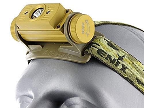 Fenix HL60R 950 Lumens Headlamp, Black