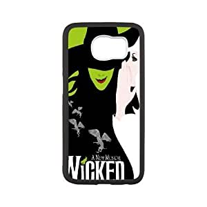Yo-Lin case Style-18 - Wicked The Music Series Pattern For Samsung Galaxy S6