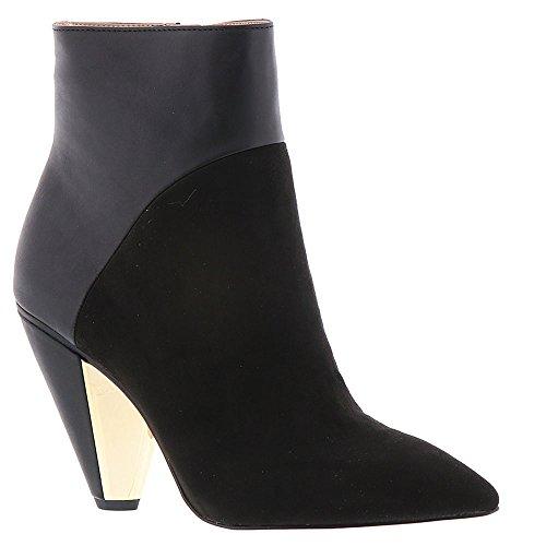 Microsde Spitzenschuhe Black Frauen Stiefel BCBGeneration Lara Fashion Black qtz1E