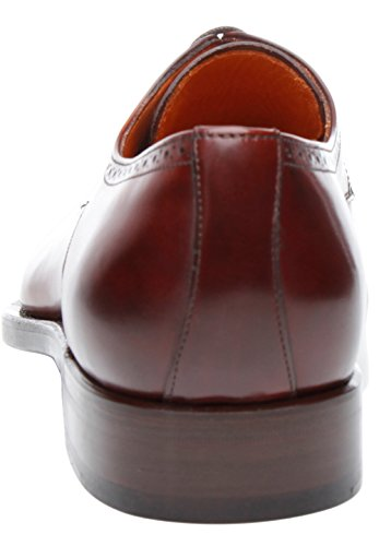 Chaussure Grâce en Ville avec de Brandy et Détente pour 5420 Patine Design Fabriquée à Goodyear Derby Sa Fleuri SHOEPASSION Homme Bout Un Main Unique Armagnac à No et Cousue nHYvxqw8