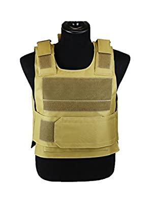 ThreeH Outdoor Protective Tactical Vest Military Training Gilet Equipment for Safety SA0401A