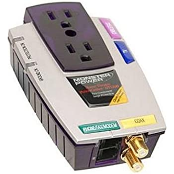 Amazon.com: Monster Cable MP-HTS200 2-Outlet Home Theater