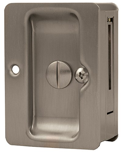 Stone Harbor Hardware, Tall Pocket Door Lock, HL82304