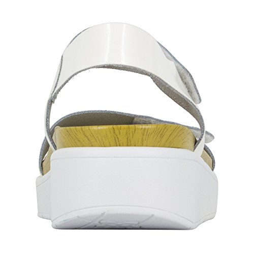 Alegria Kvinders Playa Sandal Duo Hvid Patent 8HtRh