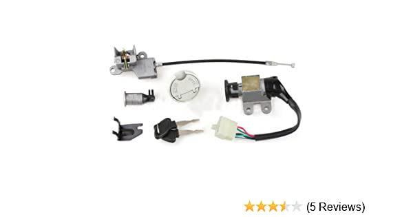 Ignition Switch For 50cc 150cc GY6 Chinese Scooter Moped Taotao Jonway Roketa