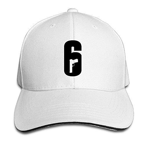 5a98aca430e Amazon.com  ONECAP Tom Clancy s Rainbow Six Siege Logo Adjustable Snapback  Hats Baseball Caps Sandwich Cap (8291170852557)  Books