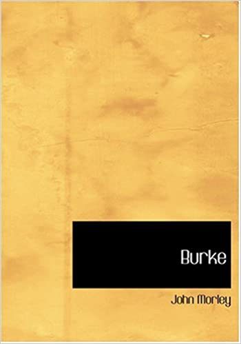 Download Burke (Large Print Edition) PDF, azw (Kindle), ePub, doc, mobi