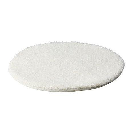 Ikea BERTIL Cojín para Silla Poliéster, Blanco 33x33x3 cm ...