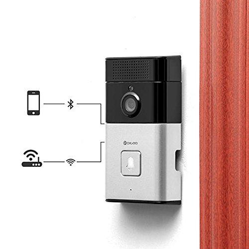 SB-XYZ Wireless Bluetooth and WIFI Smart Home HD Video DoorBell Camera Pho ()