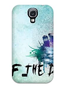 For XSDTKTM42oZvac Attractive Green Day Protective Case Cover Skin/galaxy S4 Case Cover