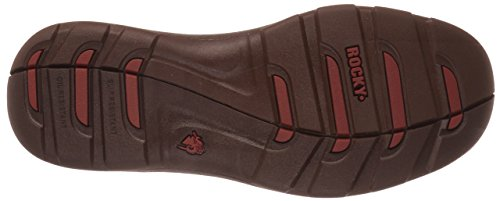 Full Boot Brown Grain RKW0187 Rocky Leather Men's Western qftSzX