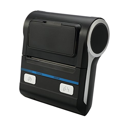 thermal receipt pos small printer 80mm bluetooth printer compatible