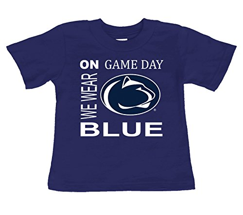 Future Tailgater Penn State Nittany Lions On Game Day Baby/Toddler T-Shirt (2T)