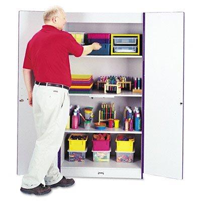Rainbow Accents 5950JC004 Classroom Closet Deluxe - Purple