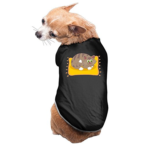 LeeRa Cat On A Mat Dog Jackets (Dog Smoking Jacket Costume)