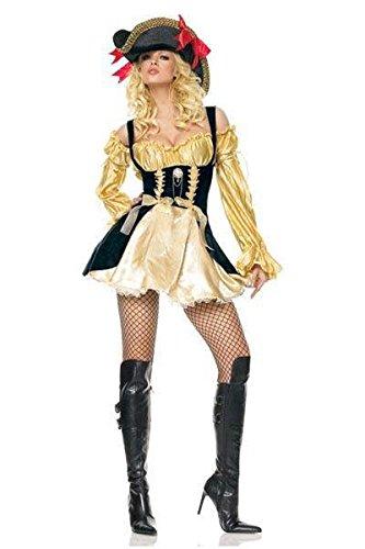 LLY l'europe Halloween Uniformes de Jeu de rôle Costumes de scène du Parti en Jouant, M