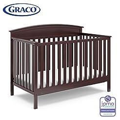 Graco Benton 4-in-1 Convertible Crib (Es...