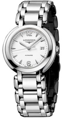 Longines Primaluna Automatic 30mm Women's Watch L8.113.4.16.6