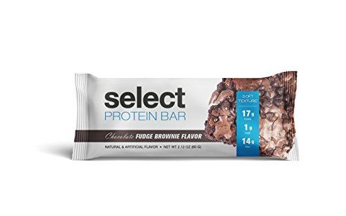 PEScience Select Protein Bar, Chocolate Fudge, Case of 12 Bars