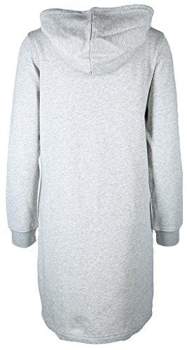 XXL Kleid Größe grau Gant Grau Damen qUwCC7F