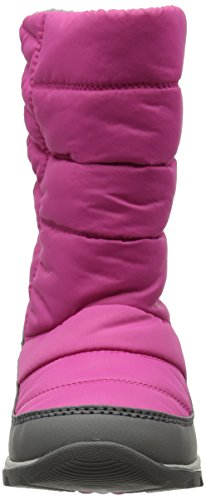SOREL Youth Unisex Whitney Non Shell Boot Pink Ice/Quarry VyHyMsP0e